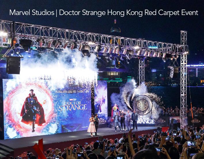 project thumbnail (Marvel Studios Doctor Strange HK Red Carpet Event) eng-23