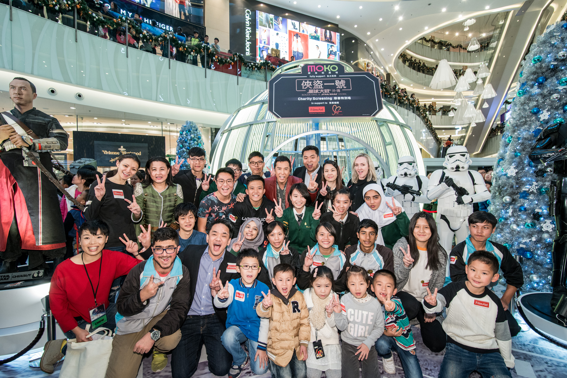 Rouge one A Star War Story Charity Screening 3