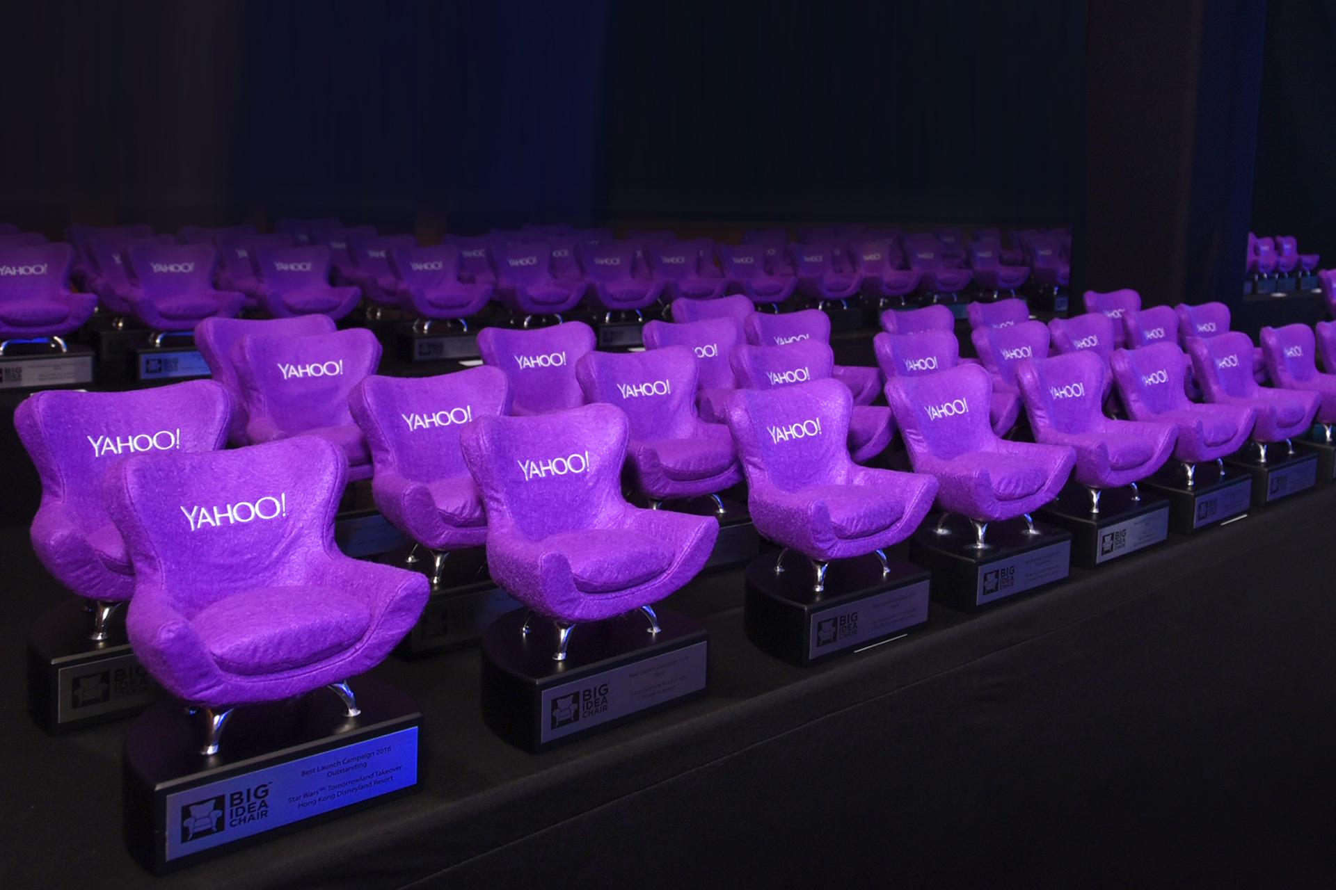 Yahoo Big Idea Chair Awards 2016 5