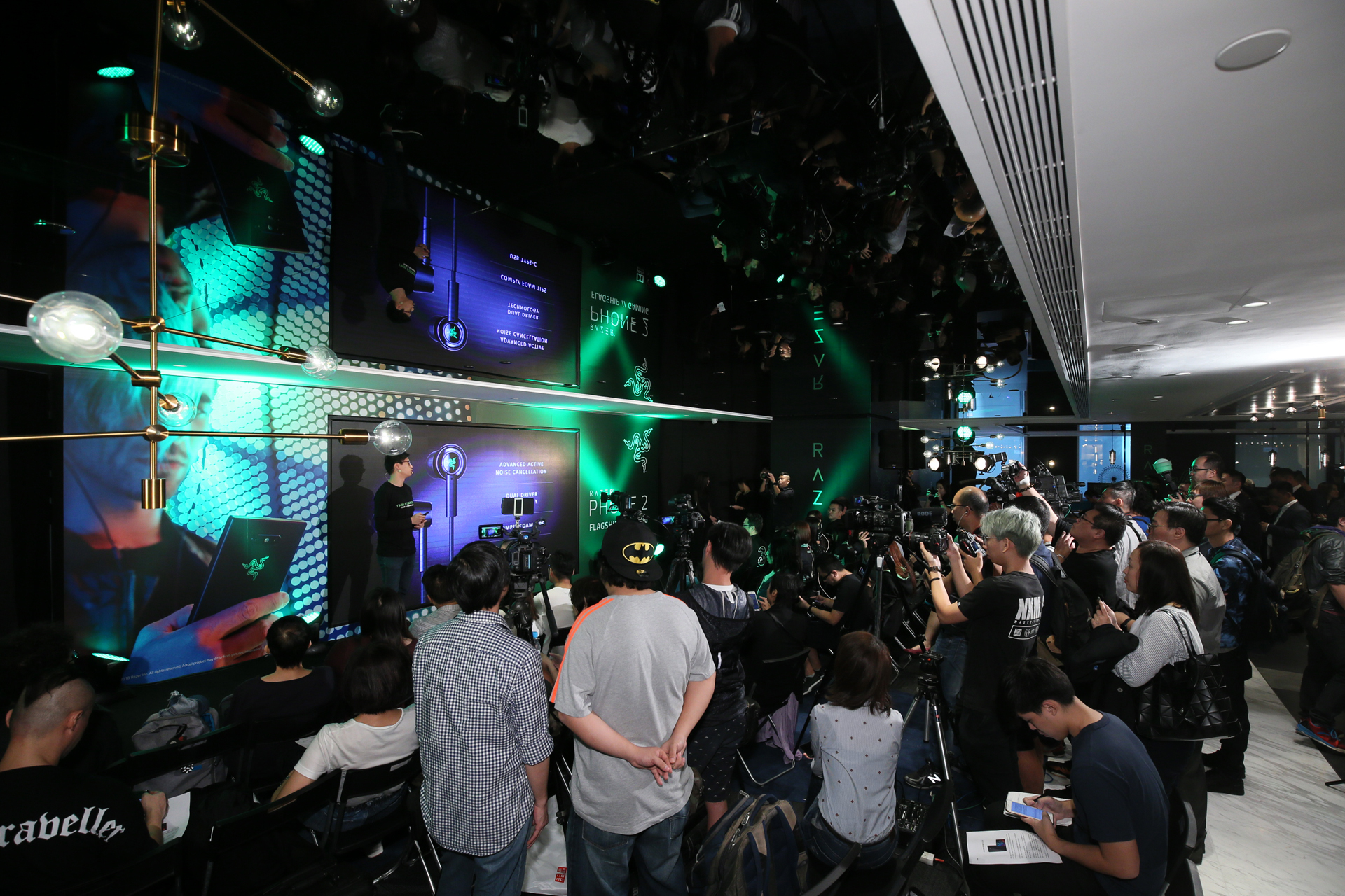 launch of Razer Phone 2c