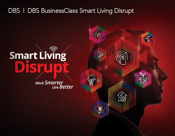 DBS | DBS BusinessClass Smart Living Disrupt eng thumbnail