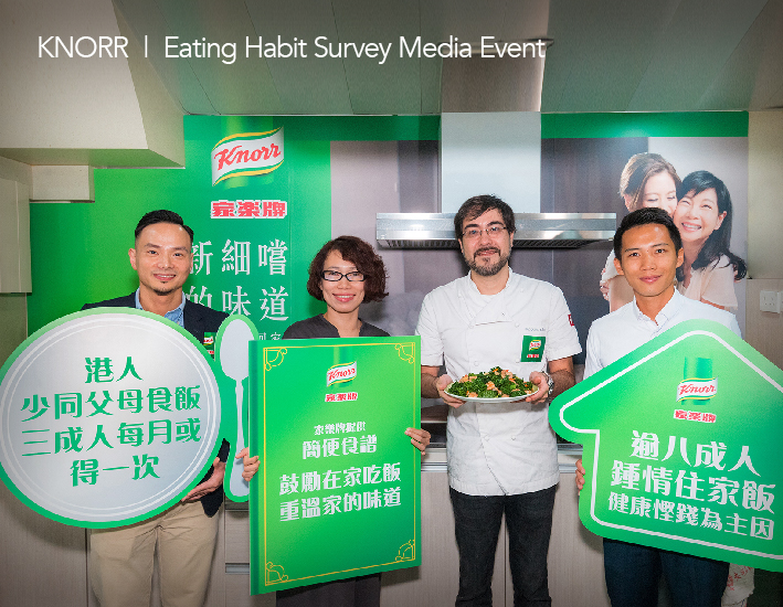 KNORR  |  Eating Habit Survey Media Event eng thumbnail