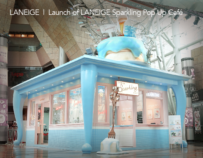 LANEIGE | Launch of LANEIGE Sparkling Pop Up Café eng thumbnail